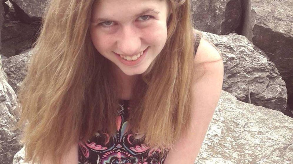 Foto: Jayme Closs, la niña de 13 años que fue secuestrada (Foto: Departamento de Justicia de Wisconsin)