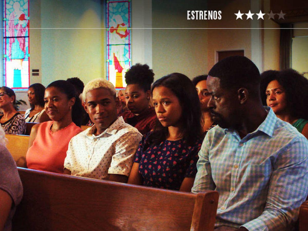 Foto: La familia disfuncional protagonista de 'Un momento en el tiempo'. (Universal)