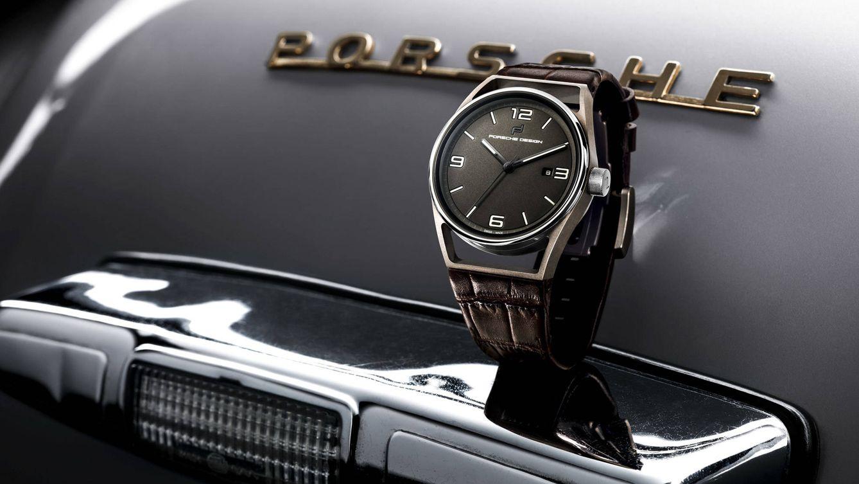 Foto: El departamento de diseño de Porsche vuelve a decantarse por el mundo de los relojes a la hora de generar innovación.