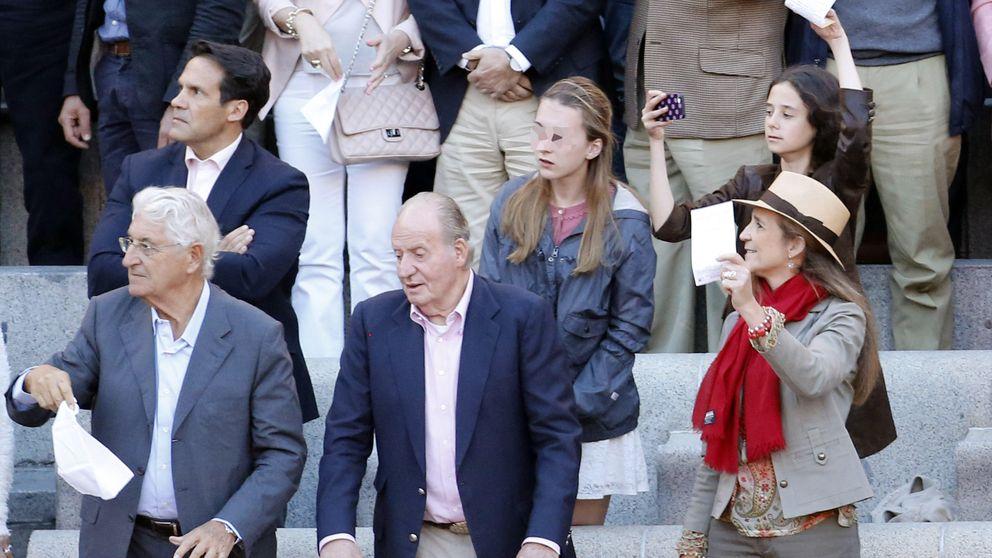 Famosos en la Feria de San Isidro de Madrid