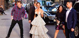 Post de Natalie Portman se pone flamenca (y espectacular) con este vestido