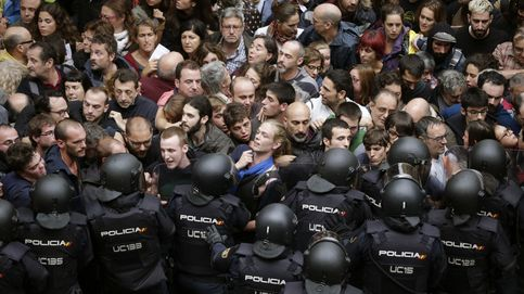 Jornada 33 juicio 'procés' | Agentes el 1-O: Te pateaban al grito de Som gent de pau