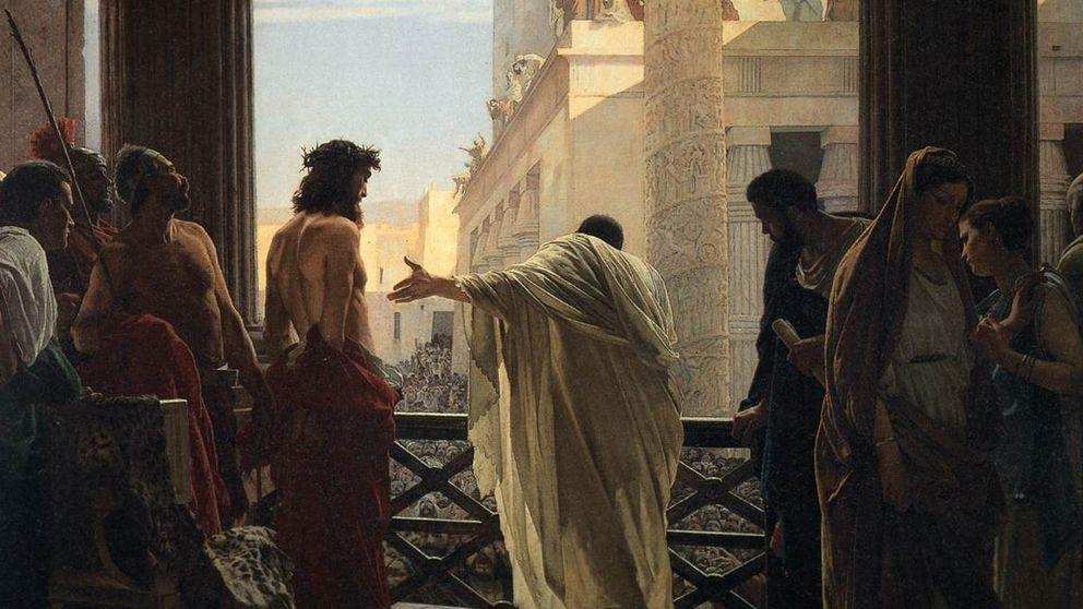 Jesucristo tuvo un juicio justo