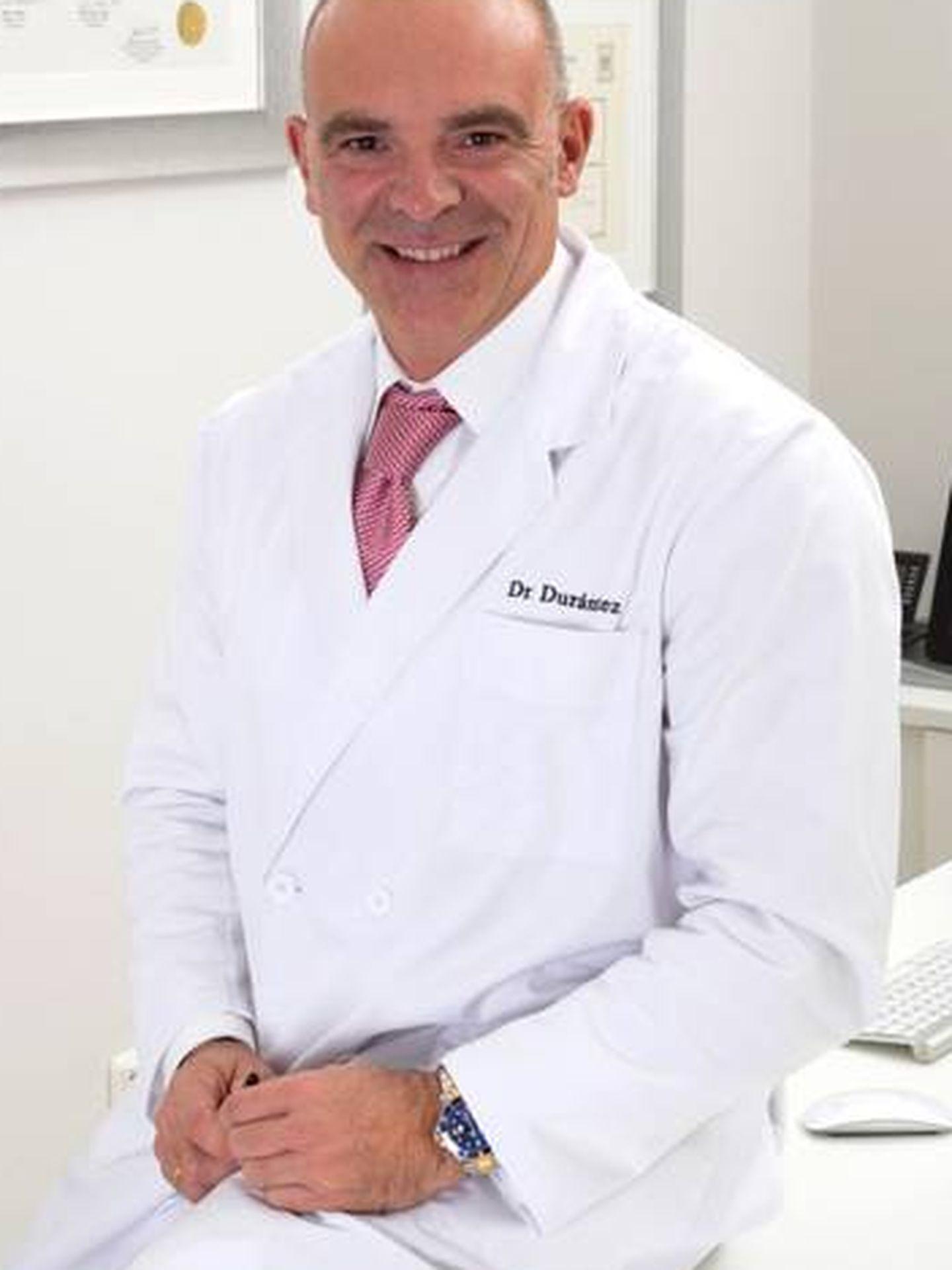El Doctor Ángel Durantez.