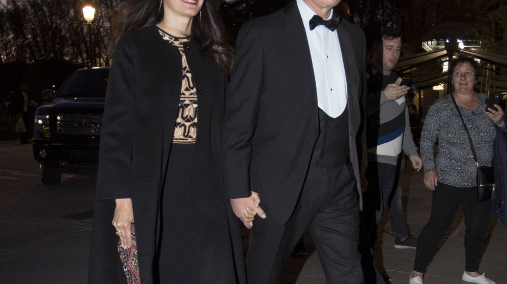 Foto:   Fabiola y Bertín, en una imagen de archivo. (Gtres)
