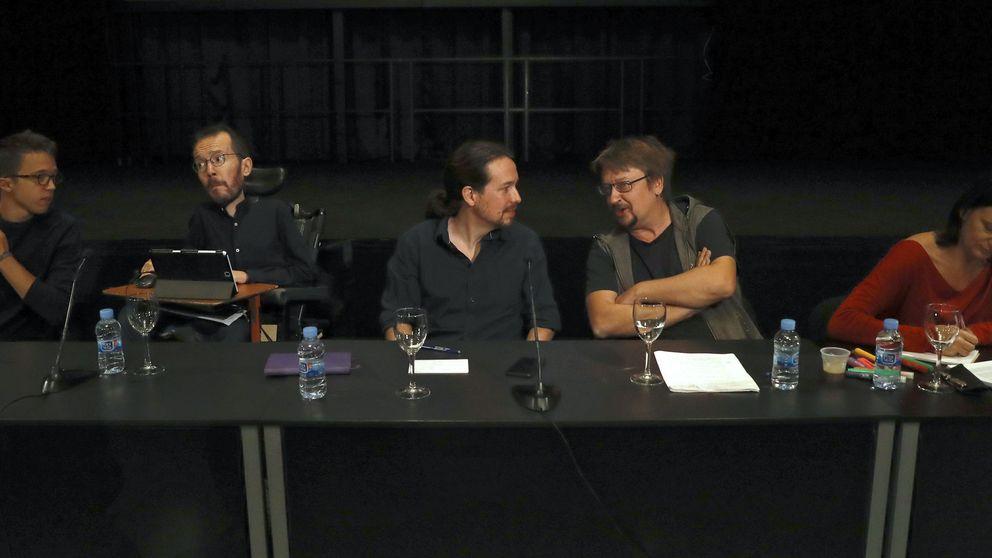 Iglesias insiste en la decadencia del PSOE y prepara a Podemos para liderar
