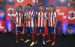 El Atlético sigue enganchado al partido a partido de Simeone