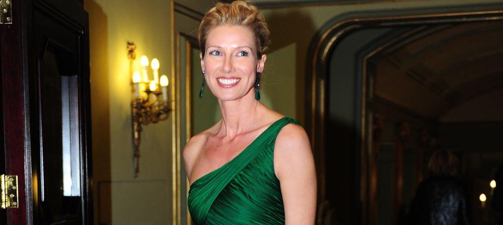 Foto: La presentadora Anne Igartiburu, en una imagen de archivo (I.C.)