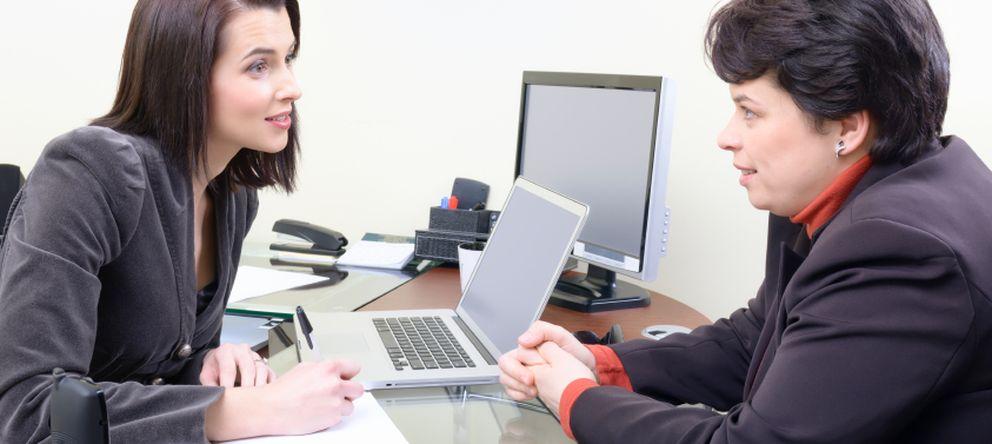 Foto: La edad puede ser un factor discriminatorio a la hora de conseguir un empleo. (Corbis)