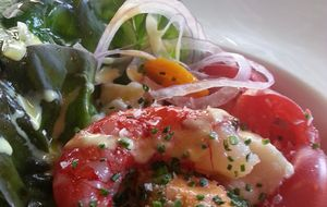 Lakasa: cocina contemporánea con muy buenas intenciones