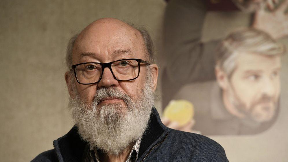 Foto: Muere en Madrid el cineasta José Luis Cuerda. (Efe)