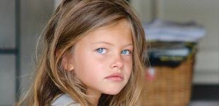 Post de Thylane Blondeau, considerada la niña más guapa del mundo con 4 años: así es con 19