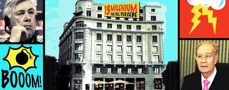 Foto: ¿Edificio Millenium o 13 Rue del Percebe? Los líos de la comunidad más exclusiva de España, a los tribunales