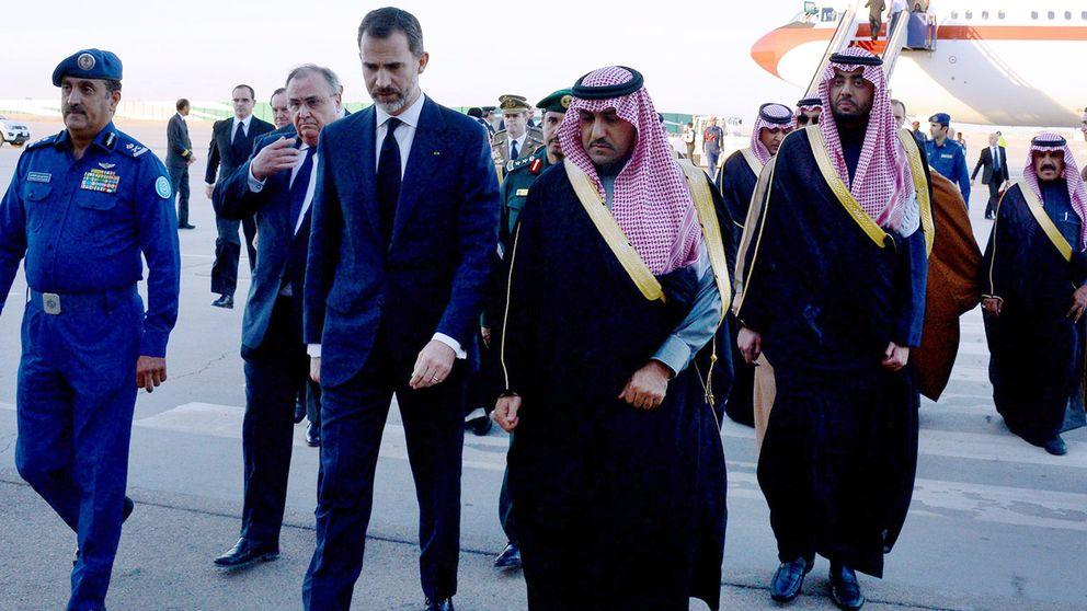 ¿A la tercera va la vencida? Zarzuela prepara para enero el viaje a Arabia Saudí
