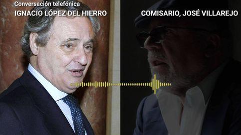 El marido de Cospedal a Villarejo: Estos creen que el instigador es Rubalcaba