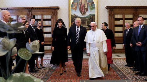 El 'hombre de Trump en Roma': En EEUU muchos pintan al Papa como una caricatura