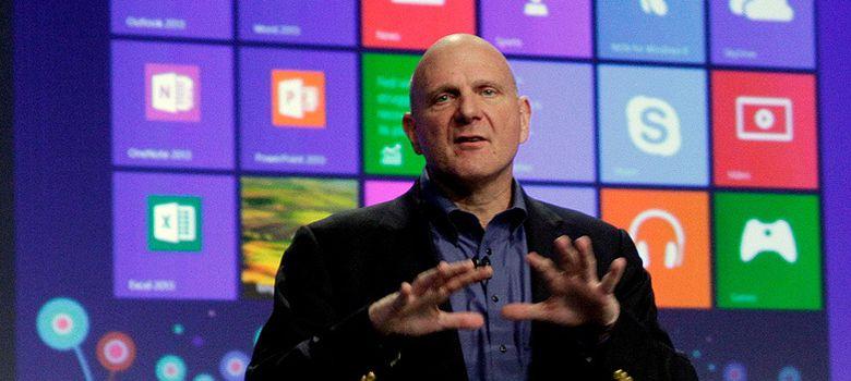 Foto: Microsoft jubila Windows 7 antes de tiempo para relanzar su versión 8