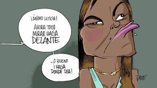 El final de Leticia Sabater