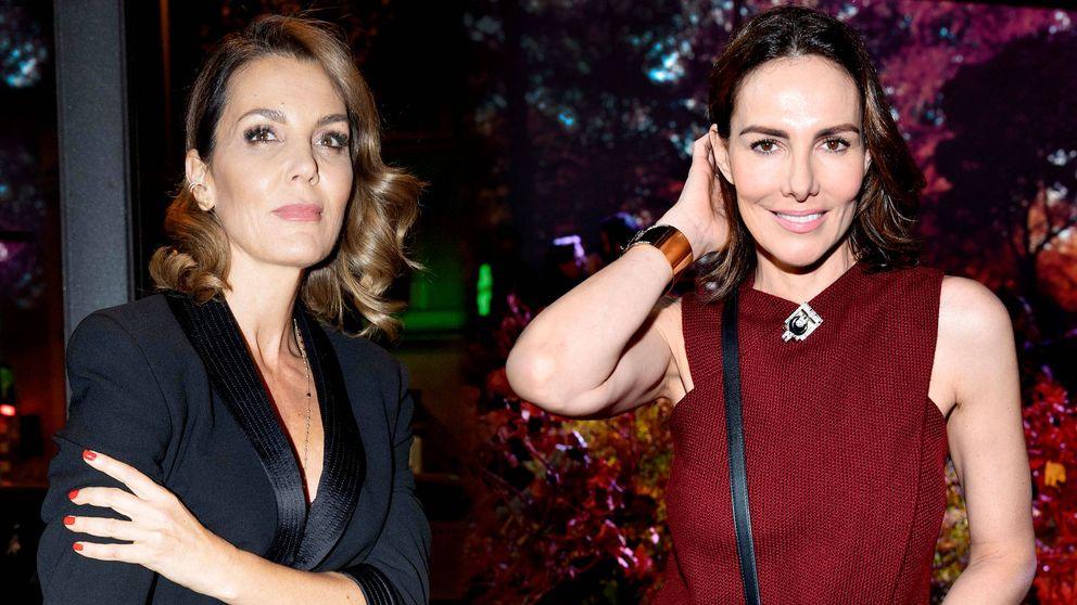 Adriana Abascal y Mar Flores, cada día más gemelas: retoques, looks y escenarios