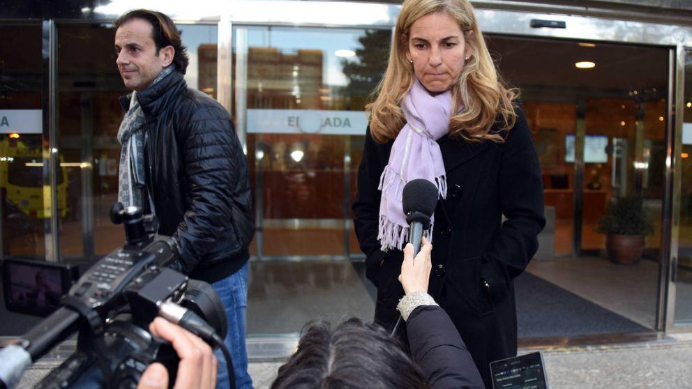 La estrategia de Arantxa Sánchez Vicario en el 'Deluxe': ella calla, su abogado habla