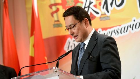 Un consejero andaluz censura una pregunta de derechos humanos al embajador chino