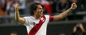 Guerrero da el tercer puesto a Perú en la Copa América
