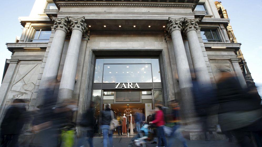 Foto: Tienda de Zara. (Reuters)
