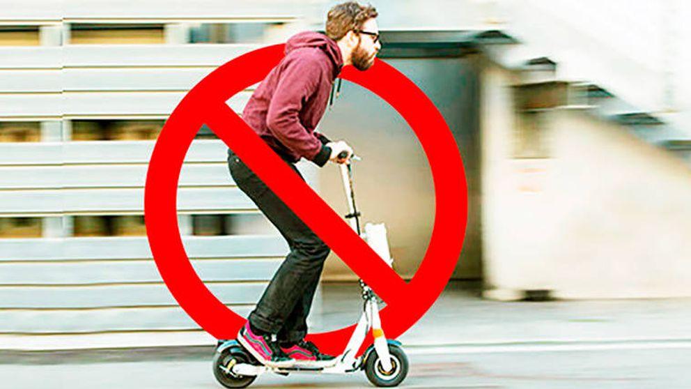 Madrid no es para patinetes eléctricos: Nos prohíben circular por la acera y la carretera