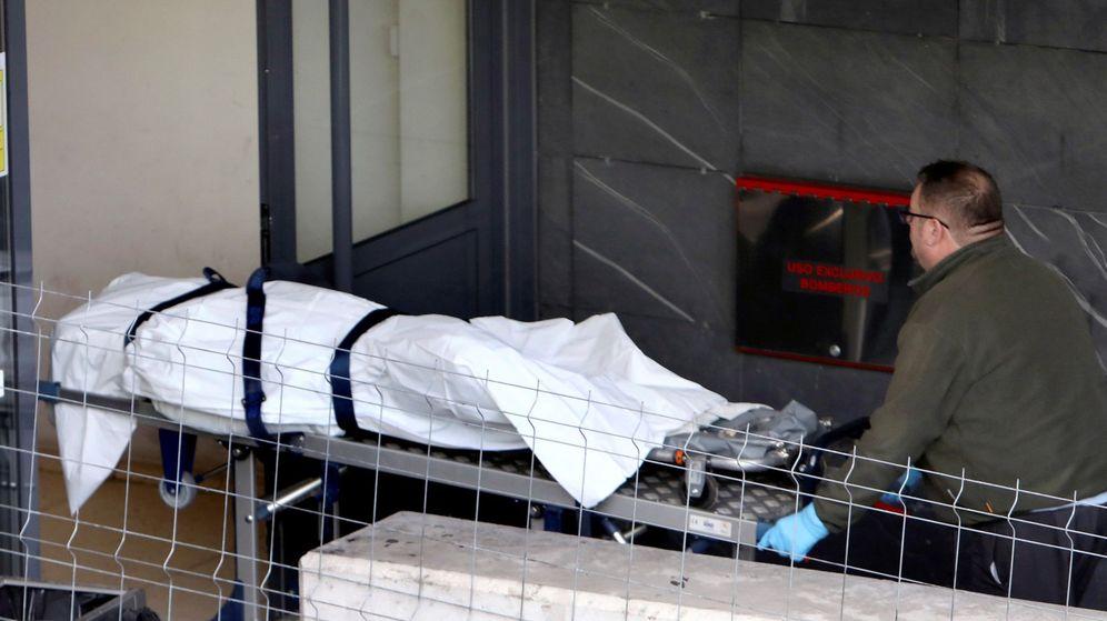 Foto: Traslado del cadáver de Diana Quer. (EFE)