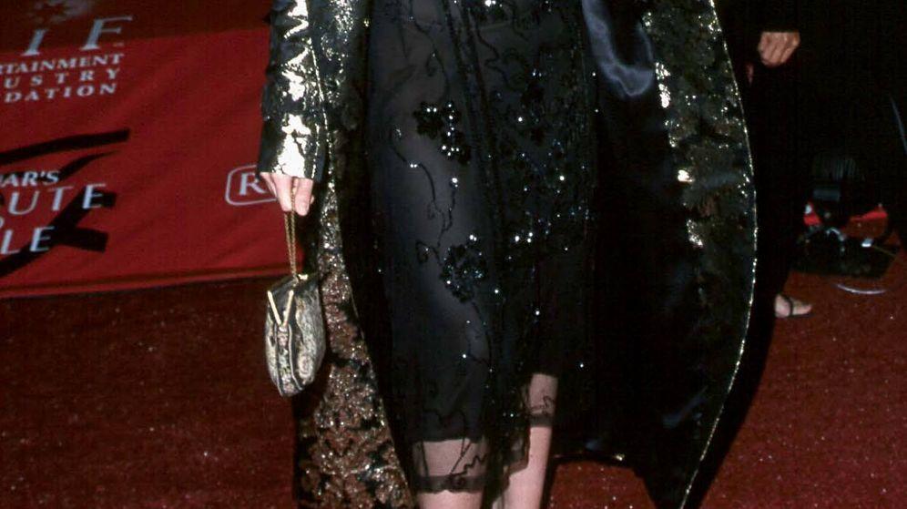 Foto: Anabella Sciorra en 2001. (Cordon Press)