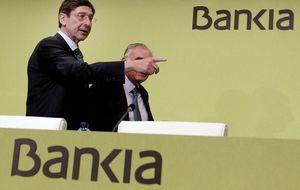 Bankia roza el euro por acción tras el 'road-show' de Goirigolzarri