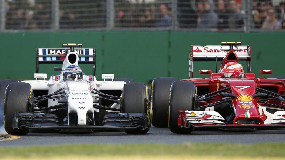 Cómo vender la F1 si hubo sólo tres pasadas en las últimas 20 vueltas