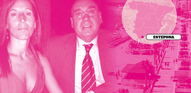 Foto: Patricia Rojo y su padre, el socialista Javier Rojo.