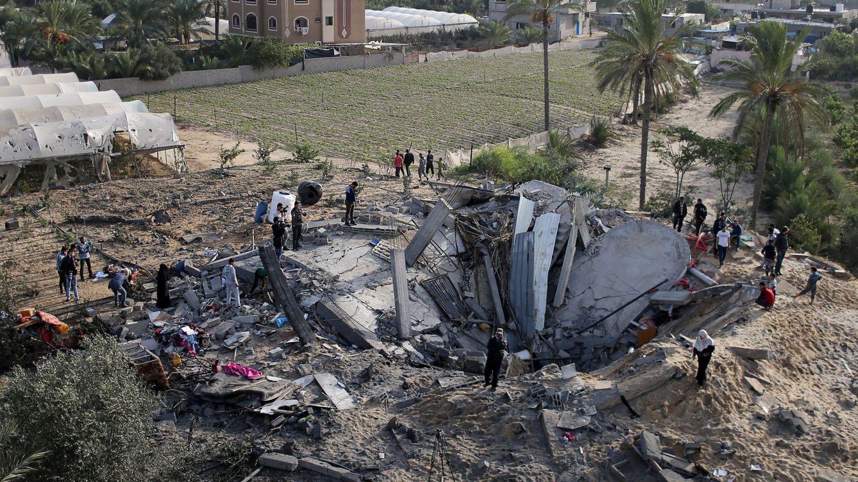 Suben a 22 los muertos en Gaza fruto de la escalada del conflicto con Israel