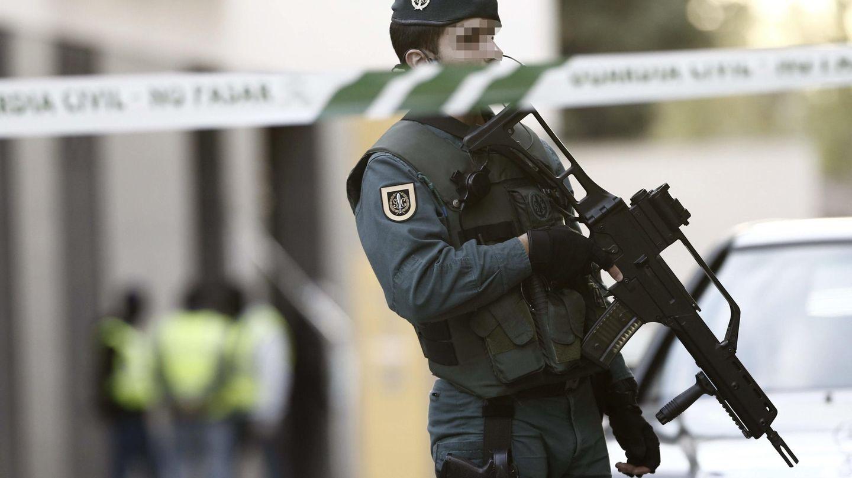Operación de la Guardia Civil contra ETA