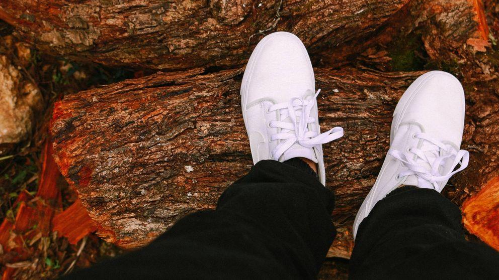 Las zapatillas deportivas blancas de Zara que debes tener si te gusta ser original sin perder clase