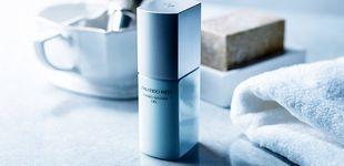 Post de Shiseido, hidratación para la piel masculina