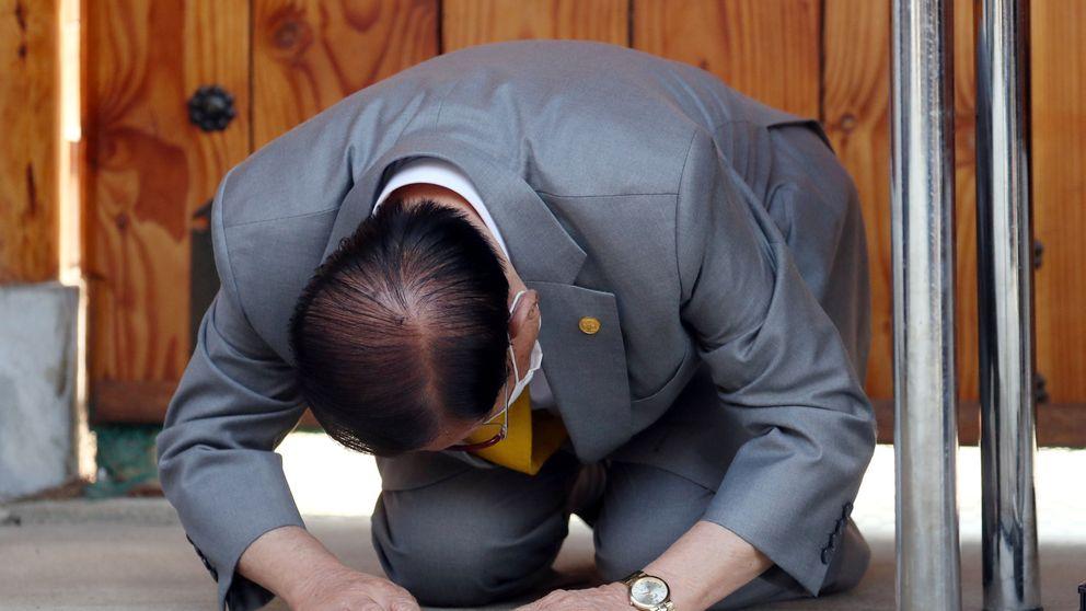 Una secta de Corea del Sur pide perdón por la propagación del coronavirus