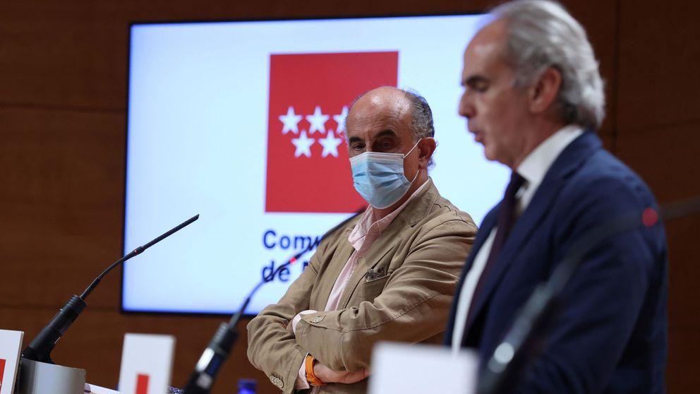 Madrid pedirá levantar la alarma tras bajar la incidencia a 446 casos por 100.000 habitantes