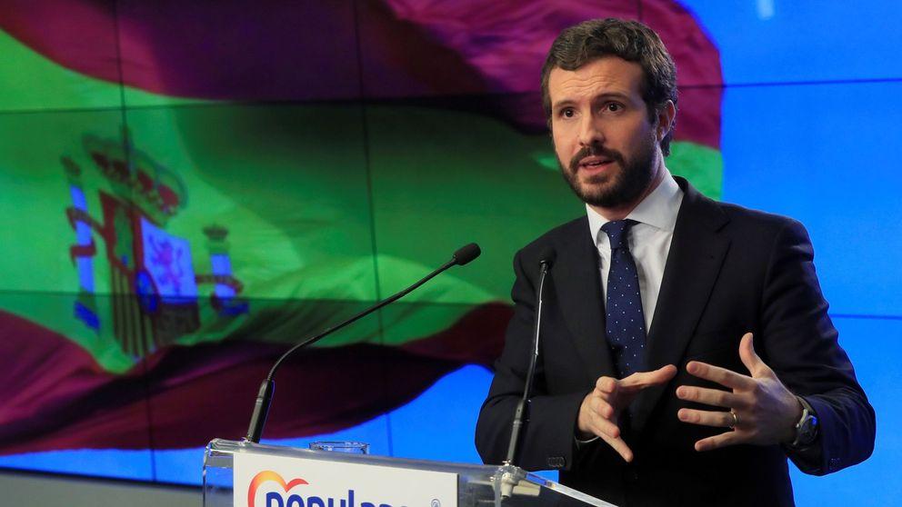 El PP rompe la tregua del coronavirus y critica que Sánchez no da la cara