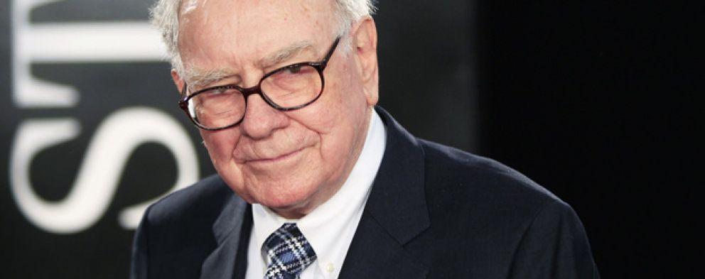 Foto: Warren Buffett comunica a sus accionistas que padece cáncer de próstata
