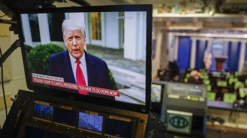 Facebook bloquea la cuenta de Trump tras el asalto de sus partidarios al Capitolio de EEUU