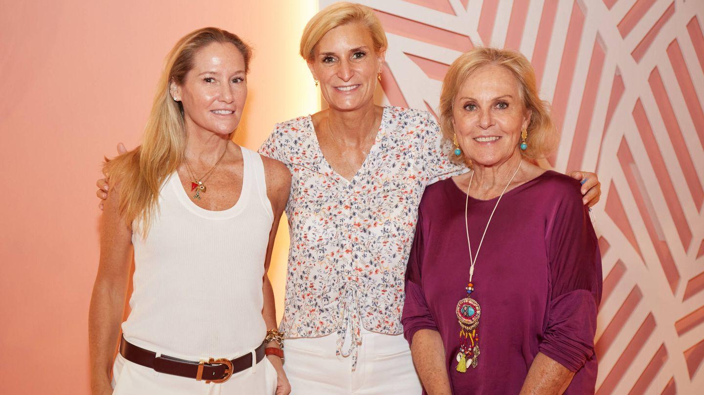 Fiona Ferrer, María Zurita y Paloma Barrientos. (Limited Pictures)