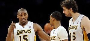 Los Lakers superan a Dallas en la prórroga con un Pau Gasol decisivo