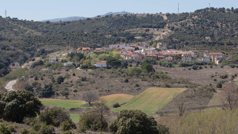 Redueña es uno de los municipios estancados en la Sierra Norte de Madrid. (D.B.)