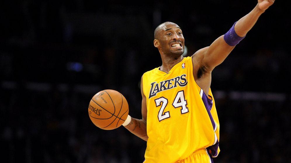 Foto: Muere Kobe Bryant: la vida de un mito, en imágenes