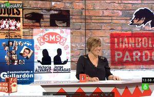 Cristina quiere liarla 'Pardo' en el programa de Ferreras