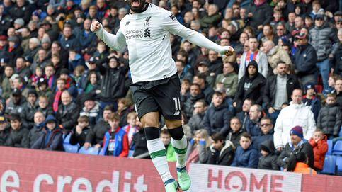 Salah, el delantero que lleva más goles que Messi y al que apoya todo un país