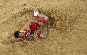 Cáceres: 'el saltador velocista' que aspira a coronarse en Moscú