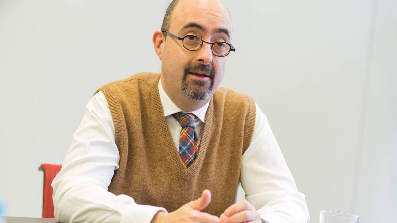 Salvador Aragón, 'chief innovation officer' y profesor de estrategia e innovación de IE Business School.